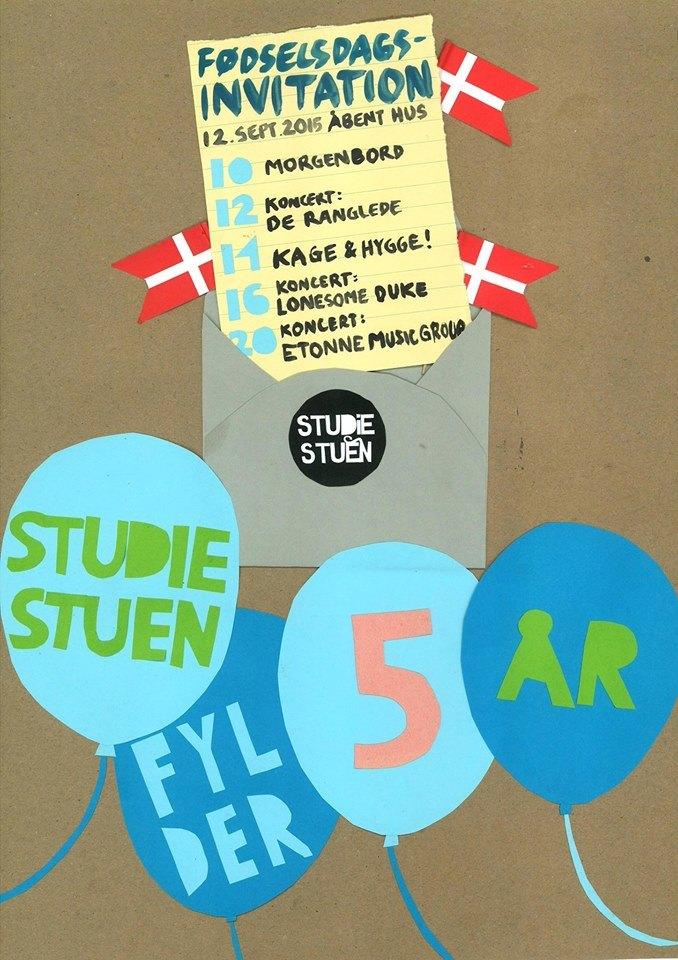 studiestuen-fem år